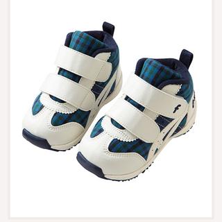 ファミリア(familiar)の新品ファミリア靴 スニーカー 14.5センチ(スニーカー)