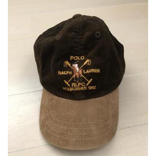 ラルフローレン(Ralph Lauren)のラルフローレンキッズキャップ(帽子)