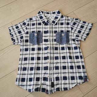 コンビミニ(Combi mini)のコンビミニ シャツ 120cm 中古(Tシャツ/カットソー)