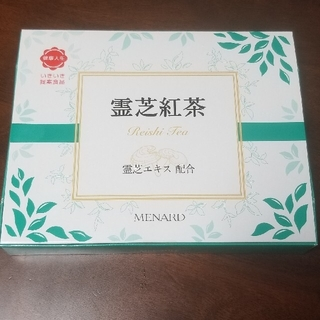 MENARD - メナード霊芝紅茶