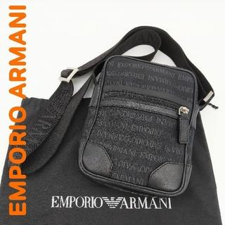 エンポリオアルマーニ(Emporio Armani)のエンポリオアルマーニ ショルダーバッグ 黒 ポシェット(ショルダーバッグ)