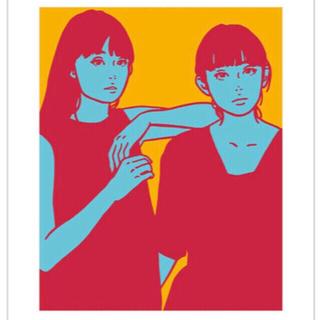 KYNE  25枚限定スペシャルプルーフ シルクスクリーン Untitled:B(版画)