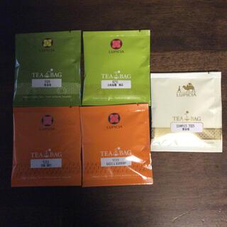 ルピシア(LUPICIA)のルピシア ティーバッグ 5点セット(茶)