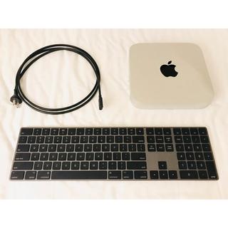 Mac (Apple) - Mac mini M1 美品 Magic Keyboard Trackpad