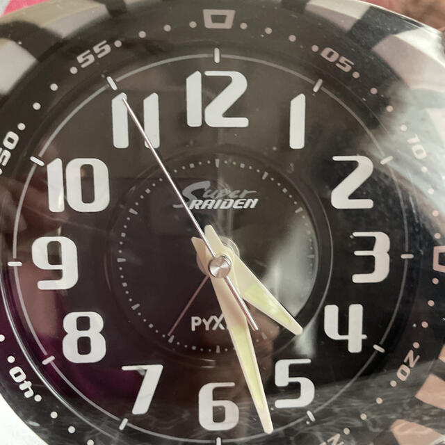 SEIKO(セイコー)の美品スーパーライデン 目覚まし時計 超激音!ベルアラーム インテリア/住まい/日用品のインテリア小物(置時計)の商品写真