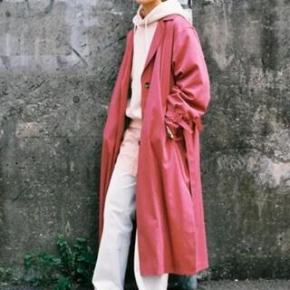 アメリヴィンテージ(Ameri VINTAGE)のヴィンテージ    ピンク コート(ロングコート)