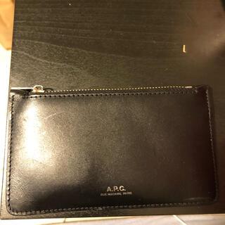 アーペーセー(A.P.C)のa.p.c フラグメントケース(財布)