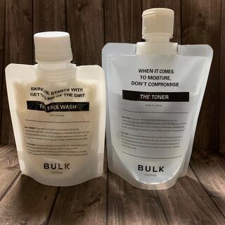 バルクオム 洗顔料 化粧水 新品未使用(化粧水/ローション)