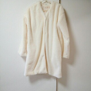 ホワイトコート(ロングコート)