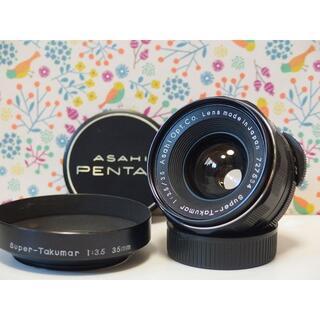 PENTAX - ◆貴重な前期型◆ PENTAX Super-Takumar 35mm F3.5