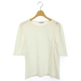 ヴァレンティノ(VALENTINO)のヴァレンティノ ヴァレンチノ Tシャツ カットソー 半袖 レース ヴィンテージ(Tシャツ(半袖/袖なし))