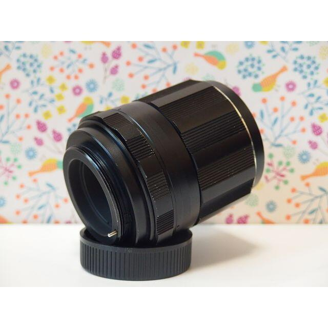 PENTAX(ペンタックス)の◇貴重◇ Super Takumar 105mm F2.8 バブルボケ スマホ/家電/カメラのカメラ(レンズ(単焦点))の商品写真