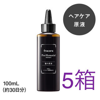 フラコラ - フラコラ プロヘマチン原液 100ml 5箱