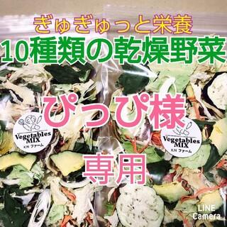 新鮮野菜【乾燥野菜10種類入り♪】50g入り×2袋    (野菜)