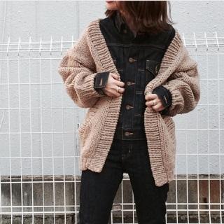 TODAYFUL - TODAYFUL  Hand Knit Cardigan/38