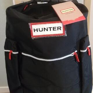 HUNTER - Hunterオリジナルバッグパック(黒色)