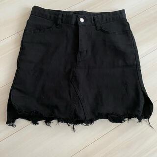 スタイルナンダ(STYLENANDA)の−5kg jeans skirt(ミニスカート)