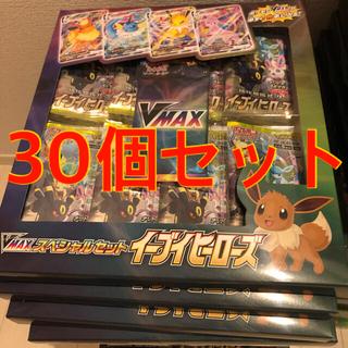 ポケモン(ポケモン)のポケモンカード イーブイヒーローズ VMAXスペシャルセット 30個セット(Box/デッキ/パック)