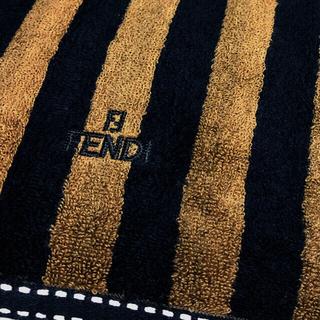 フェンディ(FENDI)のFENDI タオル 約80㎝×約35㎝(タオル/バス用品)