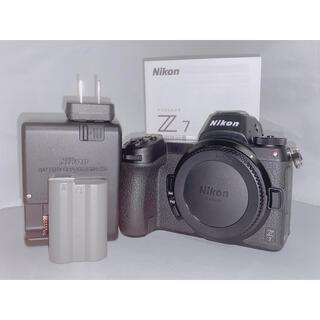 Nikon - 【美品1万ショット!!】Nikon Z7 ボディ 本体