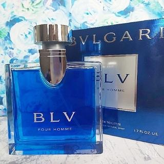 BVLGARI - 超人気! BVLGARI  ブルガリ ブルー プールオム  EDT