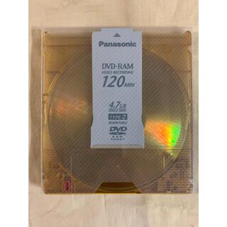 パナソニック(Panasonic)のPanasonic パナソニック DVD-RAM 120MIN 4.7GB(その他)