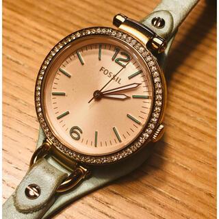 フォッシル(FOSSIL)のFOSSIL 腕時計 レディース (腕時計)