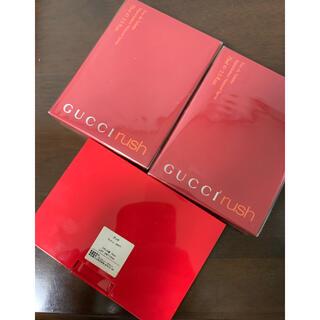 グッチ(Gucci)のグッチ ラッシュ 香水 75ml 3点セット(香水(女性用))