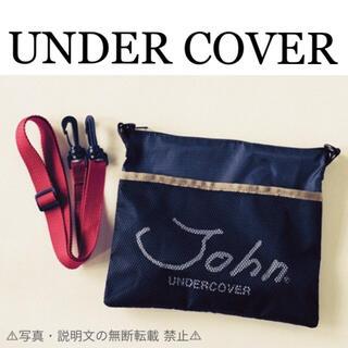 UNDERCOVER - ⭐️新品⭐️【UNDER COVER アンダーカバー】ショルダーバッグ★付録❗️