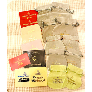 Vivienne Westwood - VivienneWestwood 保存袋 ミニ封筒 シール セット