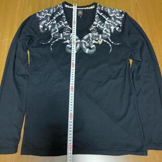 ロエン(Roen)のロエン セマンティックデザインコラボスネークカットソー サイズS(Tシャツ/カットソー(七分/長袖))
