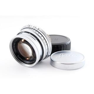 ライカ(LEICA)のLeica Summicron 50mm F2 沈胴 Mマウント【希少品】(レンズ(単焦点))