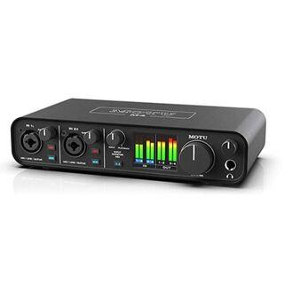 【送料無料】新品 MOTU M4 オーディオインターフェース USB-C