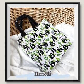 ハロッズ(Harrods)のHarrods❥ハロッズバッグ / トート/ランチバッグ(1点のみ)(トートバッグ)