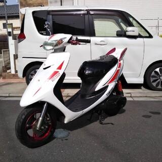 ヤマハ(ヤマハ)のヤマハ JOG ZRエボリューションSA16J 原付 50cc(車体)