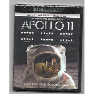 アポロ11 完全版 (4K Ultra HD/Blu-ray) 欧州版(ドキュメンタリー)