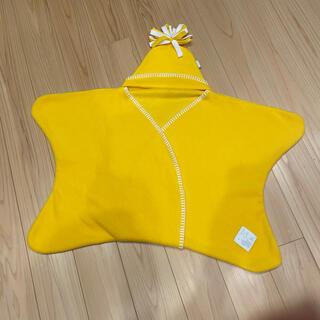 I.D.E.A international - 星型フリースアフガン スターラップ 黄色