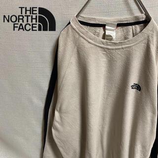 ザノースフェイス(THE NORTH FACE)の【NORTHFACE】ノースフェイス スウェット トレーナー ワンポイントロゴ(スウェット)