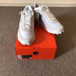 新品27.5cm Nike x sacai LDV Waffle ホワイト(スニーカー)