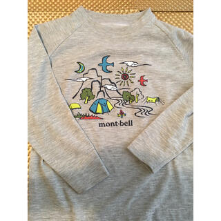 モンベル(mont bell)のモンベルロンT(Tシャツ/カットソー)