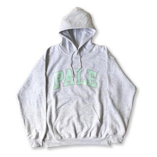 ワンエルディーケーセレクト(1LDK SELECT)のPALE TOWN PALE hoodies パーカー Lサイズ(パーカー)