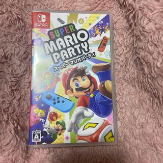 ニンテンドースイッチ(Nintendo Switch)のニンテンドースイッチ Nintendo Switch スーパー マリオパーティー(家庭用ゲームソフト)