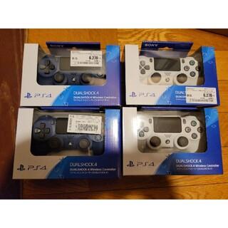 ソニー(SONY)のps4 純正 ワイヤレスコントローラー  4個セット(その他)