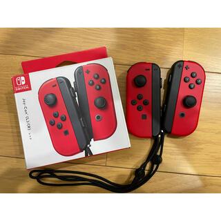 ニンテンドースイッチ(Nintendo Switch)のSwitch Joy-Con レッド(家庭用ゲーム機本体)