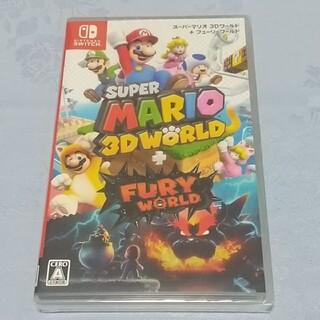 ニンテンドースイッチ(Nintendo Switch)のスーパーマリオ 3Dワールド + フューリーワールド  ニンテンドースイッチ(家庭用ゲームソフト)