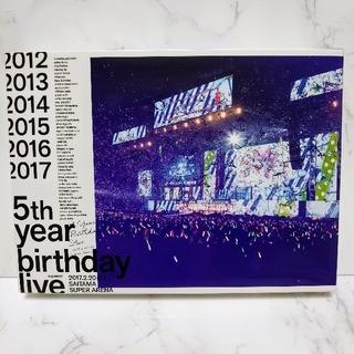 ノギザカフォーティーシックス(乃木坂46)の乃木坂46/5th YEAR BIRTHDAY LIVE Blu-ray(アイドル)