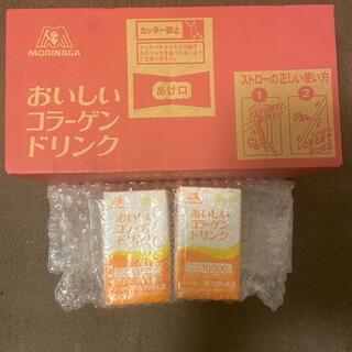 モリナガセイカ(森永製菓)の森永おいしいコラーゲンドリンク(コラーゲン)
