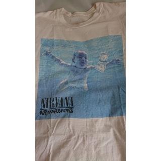 サンタモニカ(Santa Monica)の90s 古着 Nirvana ニルヴァーナ ネバーマインド ヴィンテージT(Tシャツ/カットソー(半袖/袖なし))