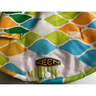 KEEN - KEEN キーン コンパクトラウンドシート(アウトドア用座布団) 新品未使用