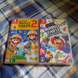 ニンテンドースイッチ(Nintendo Switch)の専用 スーパー マリオパーティ Switch(家庭用ゲームソフト)